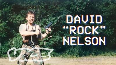 """David """"Rock"""" Nelson anda a fazer """"Monster Movies"""" no quintal há 25 anos"""