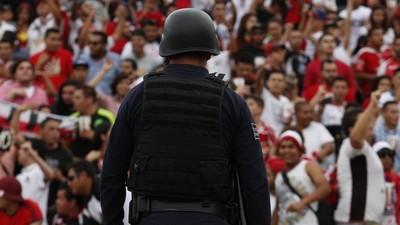 De terugkeer van voetbal in de door drugsgeweld beschadigde stad Juarez