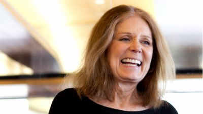That Time I Ate Salad in Total Silence With Gloria Steinem