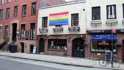 Stonewall Is a Now Officially a National Monument in the US