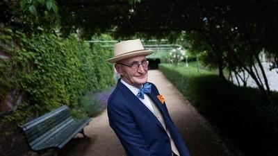 Pytamy najstarszego hipstera, jak być wyluzowanym emerytem i starzeć się z klasą