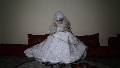 Refugiatele siriene devin soții de mâna a doua în Turcia
