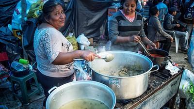 Las voces de los maestros de la CNTE desde la Ciudadela de la CDMX