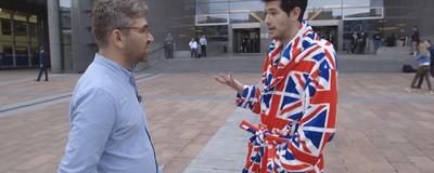 So schockiert reagiert die Europa-Hauptstadt Brüssel auf den Brexit
