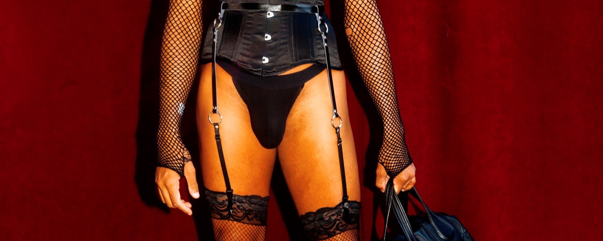 Tender Photos of an NYC BDSM Street Festival