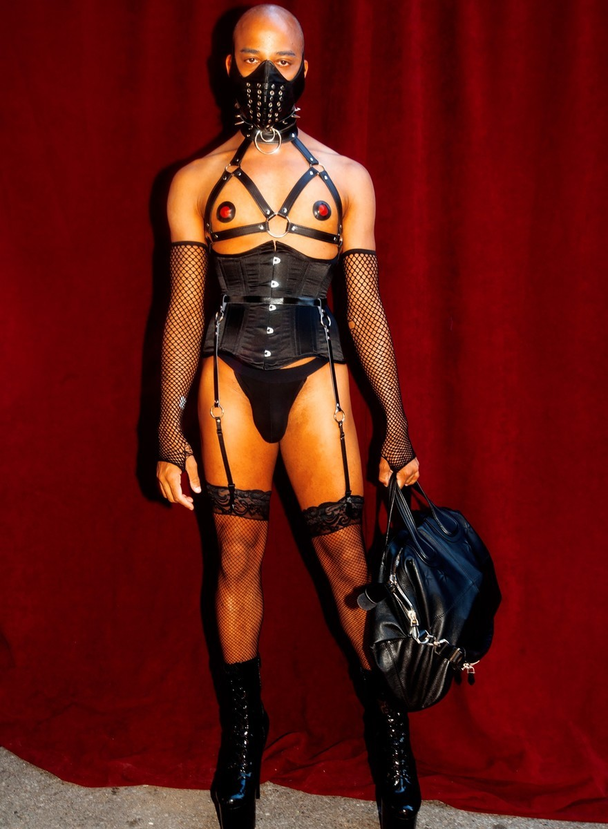 Tender Photos of a BDSM Street Festival