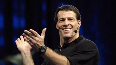 A Bunch of People Got Burned Trying to Walk on Coals at a Tony Robbins Seminar