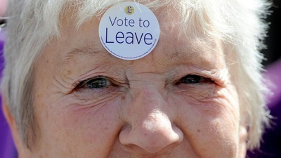 We hebben de Brexit te danken aan Britse omaatjes