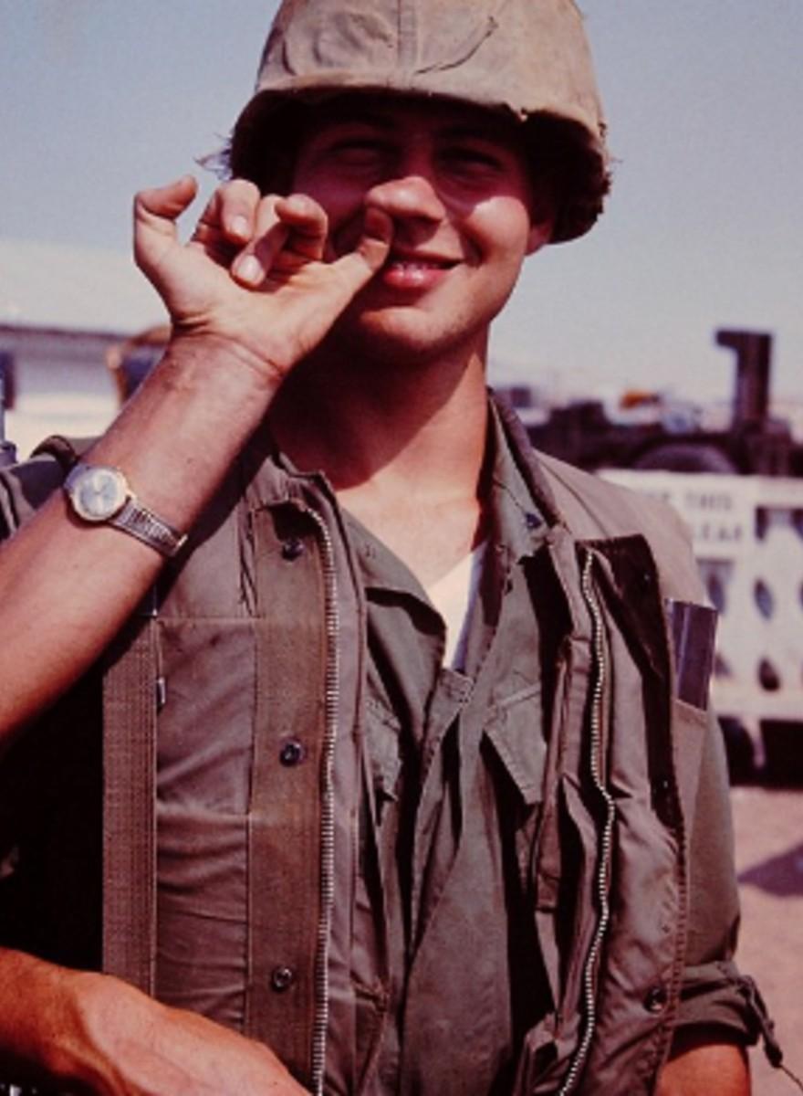 Wojna w wolnych chwilach: Wietnam oczami amerykańskich żołnierzy