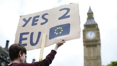 Petition for Brexit Referendum Do-Over Has Nearly Two Million Signatures