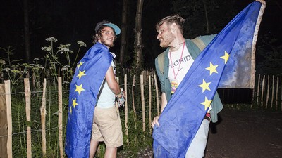 We Asked People at Glastonbury How Waking Up to Brexit Felt
