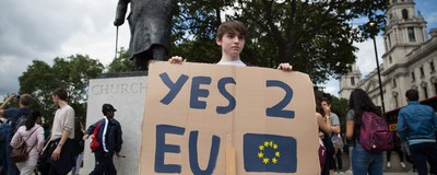 Everything I Learned Watching Frustrated Remainers at the 'Fuck Brexit' Rally
