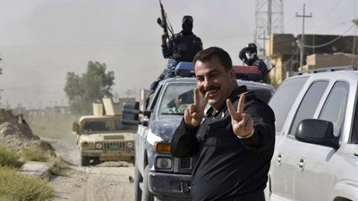 Iraqi General Declares Victory Over the Islamic State in Fallujah