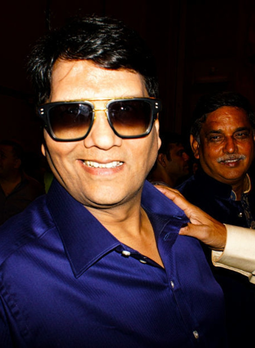 Oros, trompos y mucho baile: fotos de los Oscars de Bollywood en Madrid