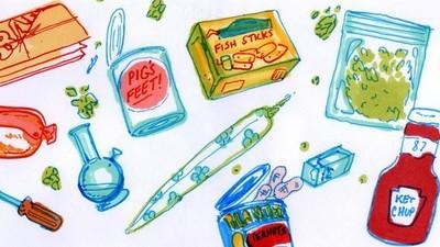 Care sunt cele mai dubioase lucruri pe care le mănâncă oamenii după un joint