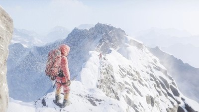Climbing Everest in Virtual Reality Was More Powerful Than Any Video Game