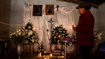Familias de asesinados y heridos por la Policía en Nochixtlán, Oaxaca, reclaman justicia