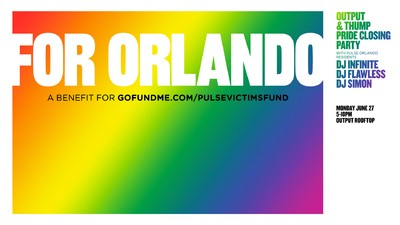 Join THUMP and Output for a Pride Closing Party with Pulse's Resident DJs