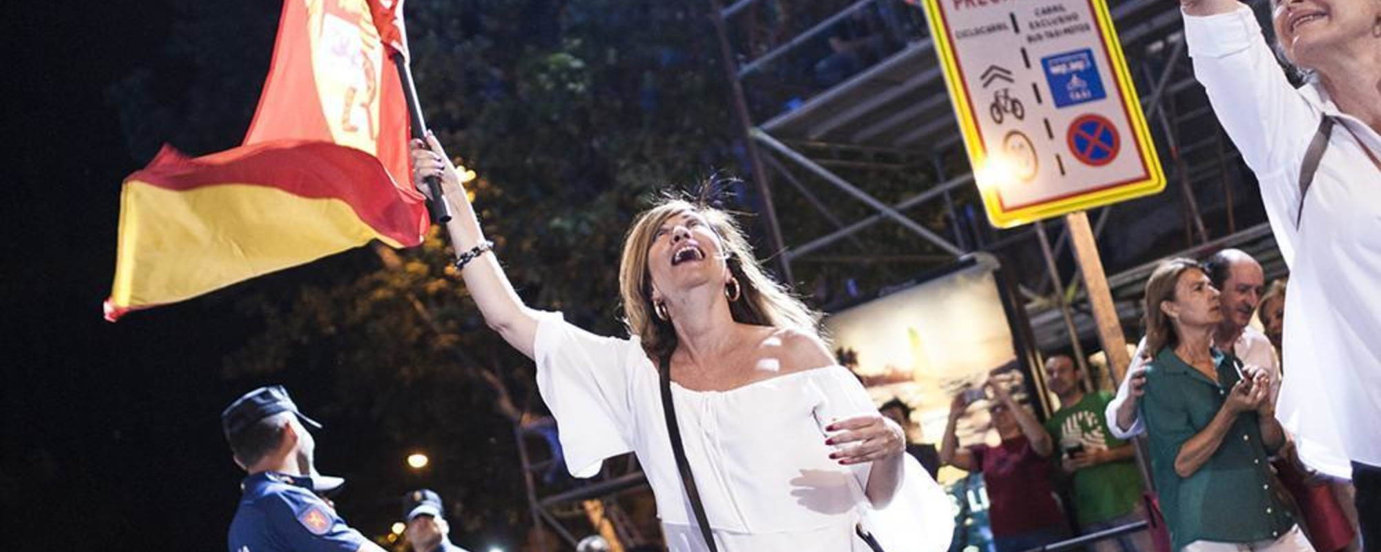Spanish People Celebrate an Election Result That Changed Absolutely Nothing