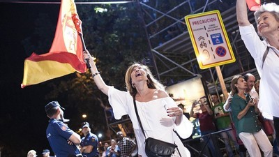In Photos: Spanish People Celebrate an Election Result that Changed Absolutely Nothing