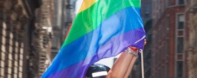 Joyful Photos of New Yorkers at the Pride Parade