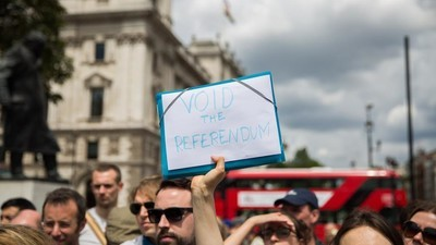 Brexit: Please Stop Asking for a Second Referendum