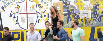 Knights in Shining Under Armour: Male Calamity on 'The Bachelorette'