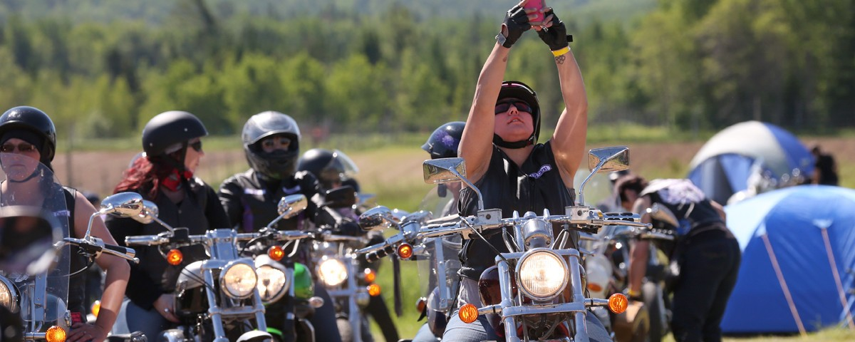 All-Women Biker Fests