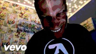 Urmărește primul clip al lui Aphex Twin în ultimii 17 ani, regizat de un puști
