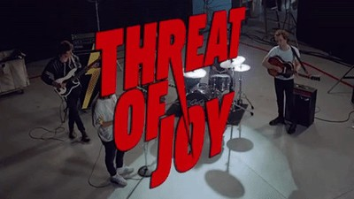 "Exclusivo: Strokes lança clipe pra ""Threat of Joy"""