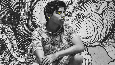 Descubre al rapero mexicano GXN UVE con su nuevo vídeo