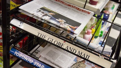 ​John Doyle or Margaret Wente: Doesn't Matter, 'The Globe and Mail' Has Lost its Appeal