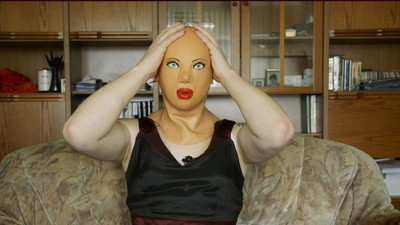 The Men Who Transform into Living Latex Female Dolls