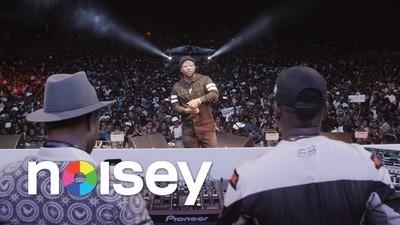 O novo hip hop de Joanesburgo nasceu livre