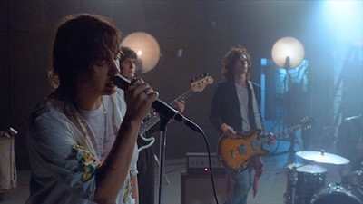Watch the Premiere of The Strokes' Perfectly Bizarre Video for 'Threat of Joy'