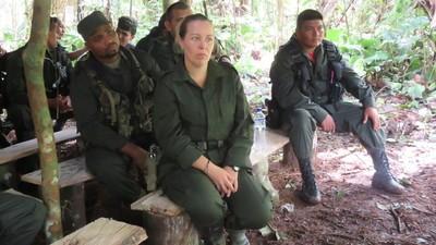 Rencontre avec une Française devenue combattante chez les FARC