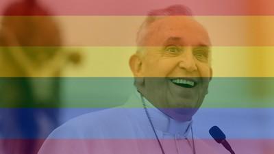 Zapytaliśmy Episkopat Polski, czy zamierza przeprosić gejów (jak radzi papież). Oto, co usłyszeliśmy