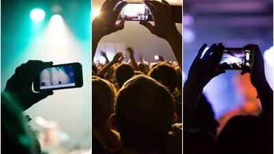 Totale Kontrolle: Apple will dein Smartphone auf Konzerten unbrauchbar machen