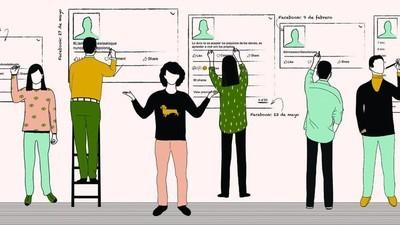 Breve antología de publicaciones hechas en Facebook por escritores