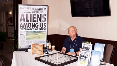 Everything Is Out There At The Alien Cosmic Expo