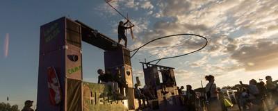 Her er de største og vildeste anlæg på Roskilde Festivals campingområde