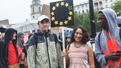 We Asked Some Pro-EU Campaigners If Their Trafalgar Square Demo Was Just Sour Grapes