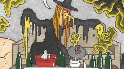 'Secret Acid,' Today's Comic by Simon Hanselmann