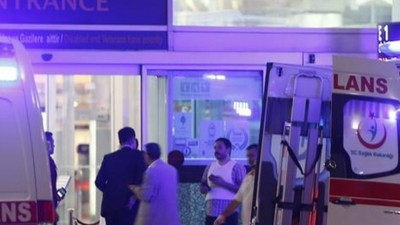 Suicide Bombers Rock Istanbul's Ataturk Airport