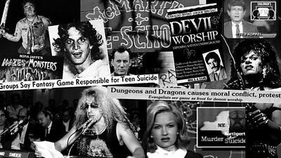 Wat we over onze angst voor de duivel kunnen leren van de jaren tachtig