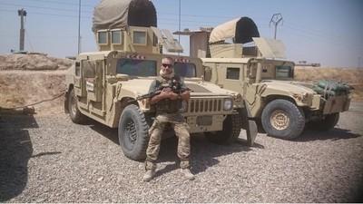Um britânico que lutou contra o ISIS no Iraque analisa dois anos de califado
