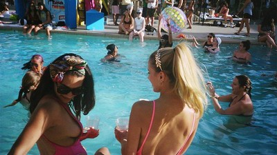Dive into America's Most Popular Lesbian Pool Party