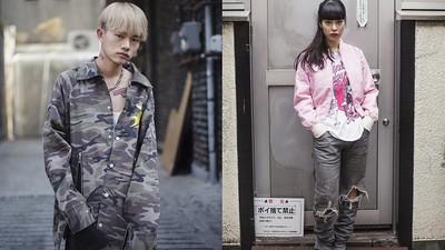 El inimitable estilo de los jóvenes de Japón y Corea