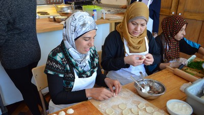 How Syrian Refugee Moms Are Becoming Food Entrepreneurs in Toronto