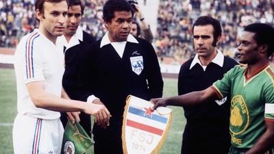 L'étrange désastre de la seule Coupe du monde de football de l'histoire du Zaïre